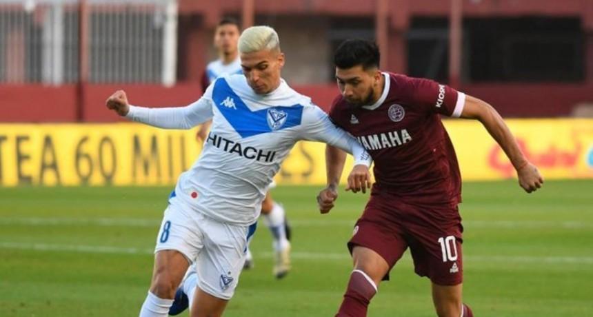 Lánus derrotó a Velez por la Superliga