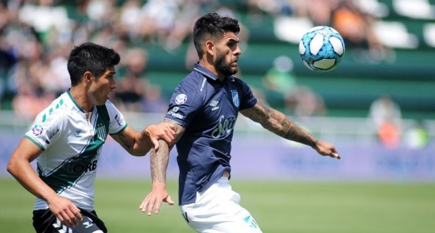 Atlético Tucumán consiguió vencer a Banfield