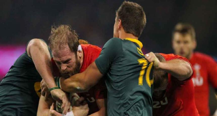 Sudáfrica y Gales, cara a cara en búsqueda de la final