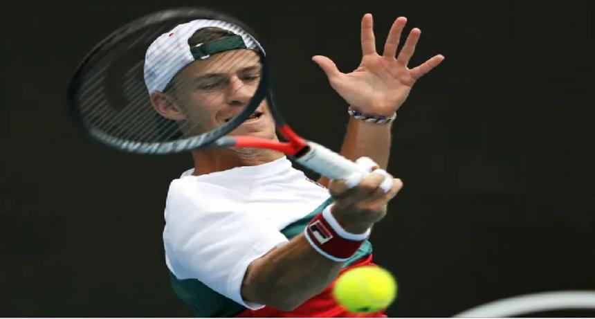 Diego Schwartzman eliminado de Rolan Garros