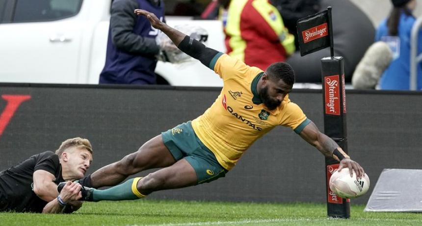 Australia empata a Nueva Zelanda por la Copa Bledisloe