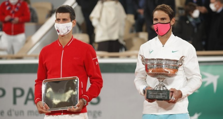 Nadal vuelve a coronarse en París y consigue su 20 Grand Slam
